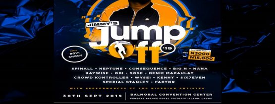 JIMMY'S JUMP OFF 2019