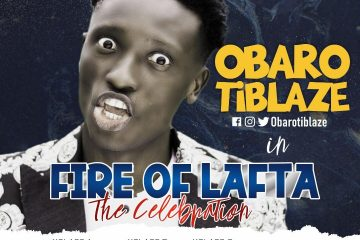 OBARO FIRE OF LAUGHTER {THE CE …