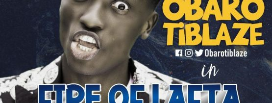 OBARO FIRE OF LAUGHTER {THE CELEBRATION}