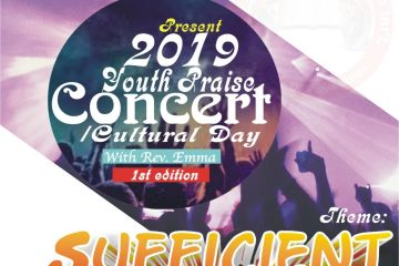 2019 YOUTH PRAISE CONCERT