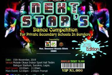 NEXT STARS'S DANCE COMPE …