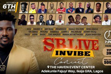SB LIVE INVIBE