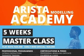 ARISTA 5 WEEK MODELLING MASTER …