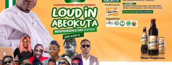 LOUD IN ABEOKUTA