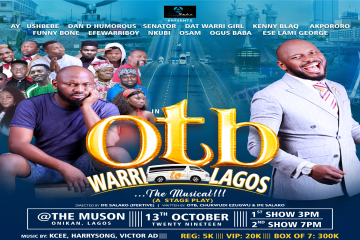 OTB WARRI TO LAGOS