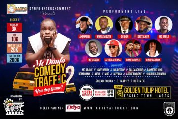 MC DANFO COMEDY TRAFFIC 2