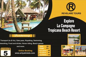 Explore Lacampagne Tropicana B …