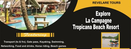 Explore Lacampagne Tropicana Beach Resort