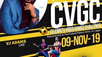 CVGC CELEBRITY VIDEO GAME CHALLENGE