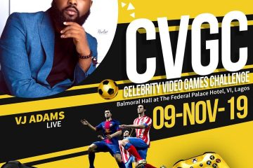 CVGC CELEBRITY VIDEO GAME CHAL …