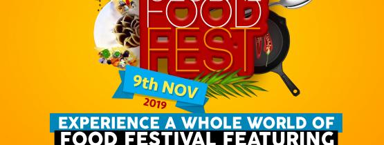 Chef Fatima Global Food Fest