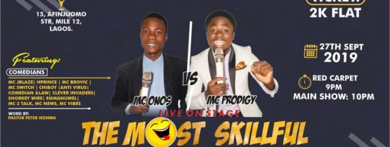 THE MOST SKILLFUL COMEDY SHOW