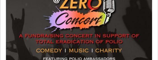 Rotary International Keep Polio@Zero Concert