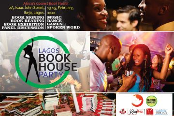 LAGOS BOOKHOUSE PARTY