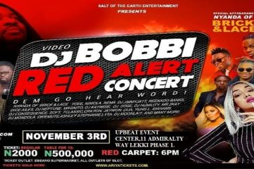 DJ BOBBI RED ALERT CONCERT