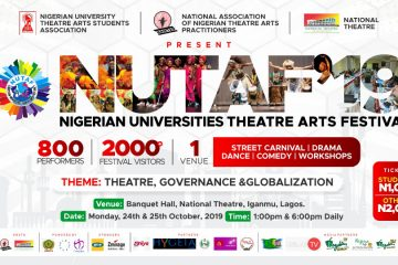 NIGERIAN UNIVERSITIES THEATER  …