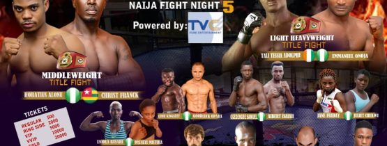 NAIJA FIGHT NIGHT 5