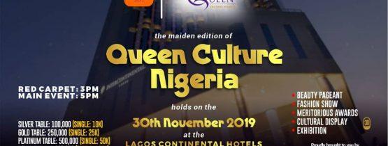 QUEEN CULTURE NIGERIA