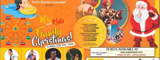 KODY AND THE KIDS FAMILY CHRISTMAS