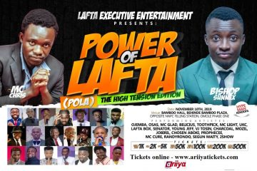 POWER OF LAFTA