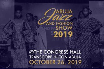 Abuja Jazz & Fashion Show