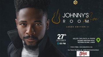 JOHNNY'S ROOM LIVE II