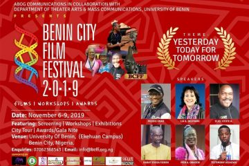 BENIN CITY FILM FESTIVAL