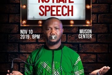 OMINI AHO NO HATE SPEECH