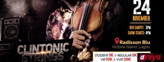 CLINTONIC STRINGS LIVE IN CONCERT 2.0
