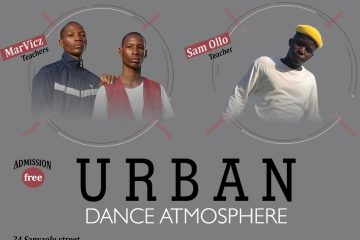 Urban Dance Atmosphere
