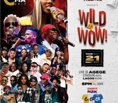 AFRICA MUSIC VILLAGE WILD & WOW
