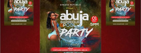 ABUJA BARBEQUE & POOL PARTY