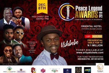 PEACE LEGEND AWARDS 2019