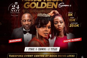 MISS AFRICA GOLDEN SEASON 2