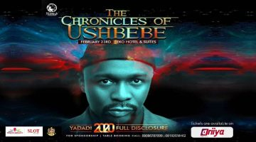 THE CHRONICLE OF USHBEBE
