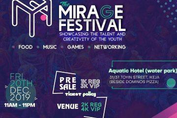 THE MIRAGE FESTIVAL