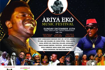 ARIYA EKO MUSICAL CONCERT