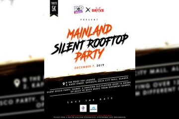 MAINLAND SILENT ROOF TOP PARTY