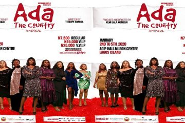 ADA THE COUNTRY A MUSICAL