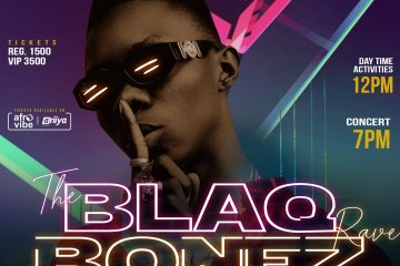 BARBEQUE IN THE PARK PRESENTS THE BLAQBONEZ RAVE