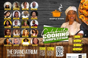 CELEBRITY COOKING COMPETITION