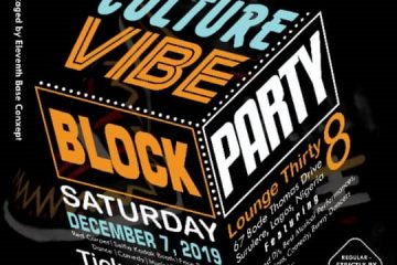 CULTURE VIBE BLOCK PARTY