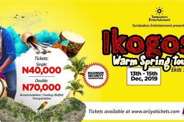 IKOGOSI WARM SPRING TOUR