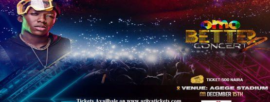 Omo Better Concert 2