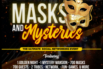 Masks & Mysteries