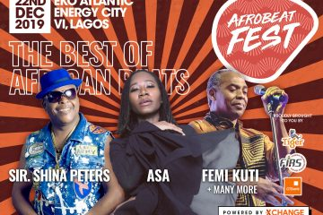 AFROBEAT FESTIVAL 2019