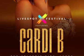 LIVESPOT X FESTIVAL WITH CARDI …