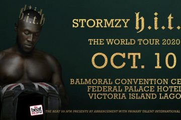 STORMZY H.I.T.H WORLD TOUR IN  …