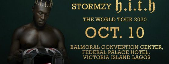 STORMZY H.I.T.H WORLD TOUR IN LAGOS