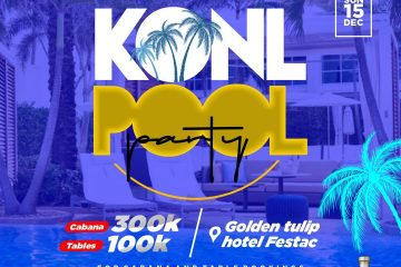 KONL POOL PARTY